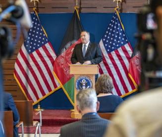Razboiul din Afganistan ar putea inceta, dupa 18 ani: SUA si talibanii au semnat un acord. MAE saluta normalizarea relatiilor