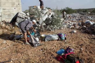 Razboiul din Siria: Fortele aeriene ruse au bombardat obiective din provinciile siriene Hama si Idlib