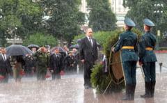 Razboiul hibrid. Vladimir Putin viruseaza Ucraina de Ziua Independentei