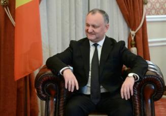 Razboiul rece al lui Dodon cu Romania