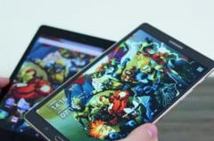 Razboiul tabletelor de top din 2014: Galaxy Tab S vs Nexus 9 (Video)