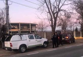Razie a jandarmilor printre hotii de curent din Arges! Dosare penale si amenzi