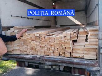 Razie a politistilor la Ion Creanga. Amenzi, bunuri confiscate, zeci de soferi sanctionati