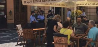 Razie anti Covid pe terase: in 4 ore, 15 amenzi