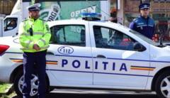 Razie cu zeci de politisti pe strazile Constantei, in week-end