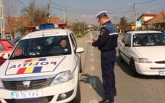 Razie pe drumurile publice. 255 de masini, controlate de politisti
