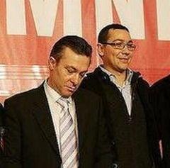 Razmerita in PSD: Ponta si Diaconescu il sapa pe Geoana