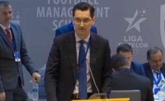 Razvan Burleanu, in culmea fericirii dupa ce a castigat alegerile: I-am ciuruit!