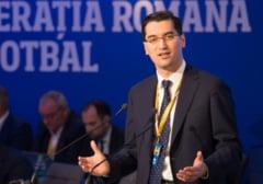 Razvan Burleanu, intrebat daca il va demite pe Cosmin Contra - raspunsul presedintelui FRF
