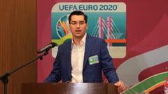 """Razvan Burleanu, la Cluj-Napoca: """"Vrem sa contribuim la calitatea vietii!"""" A fost lansata inscrierea pentru biletele la EURO 2020! Cum poti fi voluntar la turneul final?"""