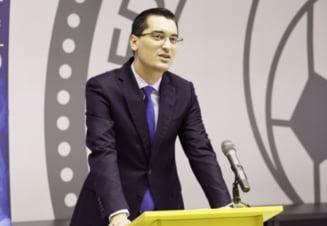 Razvan Burleanu anunta ca Romania risca sa fie exclusa din toate competitiile fotbalistice de UEFA si FIFA
