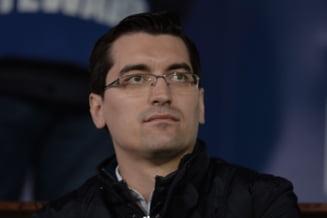 Razvan Burleanu anunta prima decizie luata in cazul lui Christoph Daum - care sunt pasii pentru a ajunge la demitere