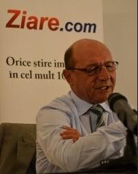 """Razvan Burleanu cere interventia lui Basescu: """"E arbitrul corectitudinii! Se fac brutalitati, sunt disperati"""""""