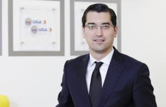 Razvan Burleanu contraataca dupa ce Ionut Lupescu si-a anuntat candidatura la alegerile de la FRF
