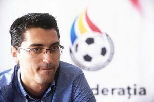 Razvan Burleanu e noul presedinte al FRF