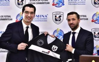 Razvan Burleanu ii raspunde lui Mihai Tudose, dupa numirea lui Gica Popescu