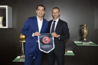 Razvan Burleanu pune la zid Federatia Suedeza de Fotbal: Au crezut ca intre Romania si Bulgaria se poate pune semnul egal