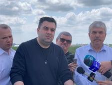 Razvan Cuc si alti membri PSD din Galati