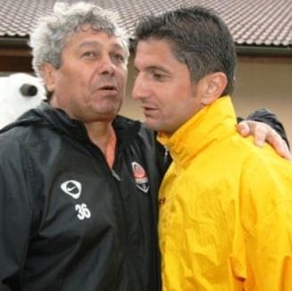 Razvan Lucescu, inainte de a demisiona de la nationala: Tati, nu mai pot