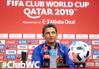 Razvan Lucescu, invins in semifinalele Campionatului Mondial al Cluburilor