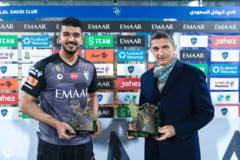 Razvan Lucescu a incheiat anul cu o remiza: Al Hilal - Al Shabab, scor 1-1