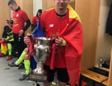 Razvan Marin, gol decisiv in Belgia pentru Standard Liege