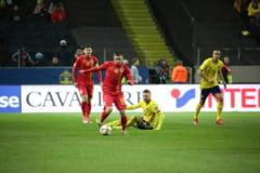 Razvan Marin, in forma dupa anuntul transferului la Ajax. A oferit doua pase de gol in meciul cu echipa lui Loti Boloni