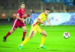Razvan Marin a fost desemnat la Gala Fotbalului Romanesc drept fotbalistul anului