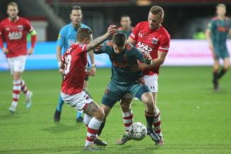 Razvan Marin a fost pus pe lista neagra la Ajax si va fi cedat in vara - presa