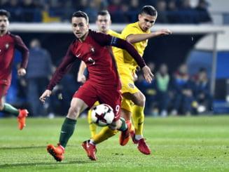 Razvan Marin a marcat unicul gol al lui Standard in partida cu Beveren