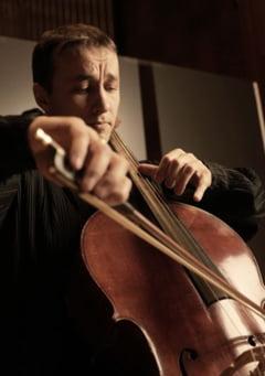 Razvan Suma, sotul Analiei Selis: Violoncelul meu este ca un Ferrari - Interviu