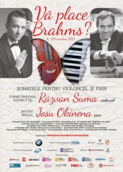 Razvan Suma revine pe scena, intr-un turneu extraordinar