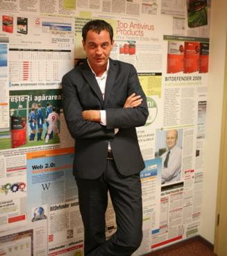 Razvan Valceanu, BitDefender: Instabilitatea sistemului fiscal poate fi devastatoare - Interviu