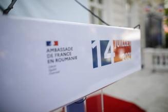 Reşedinţa ambasadei Franţei de la Bucureşti, deschisă spre vizitare