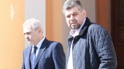 """Reacția lui Ciolacu după ce Liviu Dragnea a spus ca """"PSD este un partid de operetă"""": """"A avut un șoc"""""""