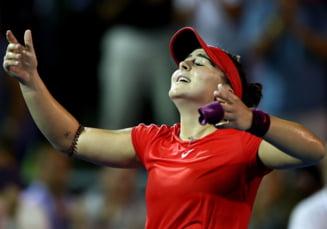 Reactia Biancai Andreescu dupa cea mai importanta victoriei a carierei