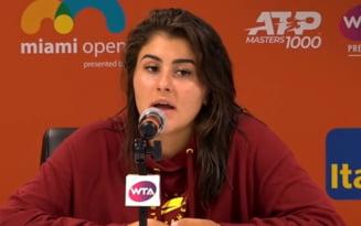 Reactia Biancai Andreescu dupa retragerea de la Miami: Prima decizie luata de tanara sportiva