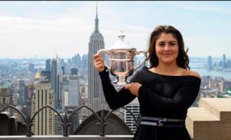Reactia Biancai Andreescu in momentul in care a aflat ca a castigat cel mai mare premiu din istoria tenisului
