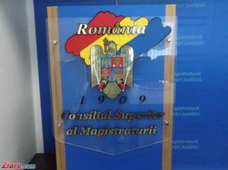 Reactia CSM la raportul pe Justitie venit de la Bruxelles