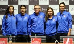 Reactia Federatiei Romane de Tenis dupa ce cele mai bune jucatoare au anuntat ca nu vor juca impotriva Rusiei
