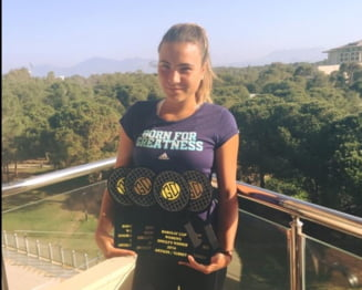 Reactia Gabrielei Ruse dupa infrangerea dramatica suferita in fata Radwanskai la Wimbledon