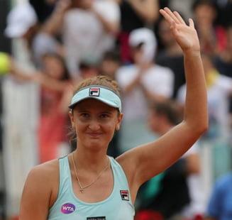 Reactia Irinei Begu dupa victoria de la Roland Garros: Adversara a facut anti-joc