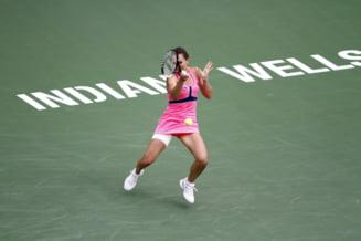 Reactia Jelenei Jankovici dupa finala pierduta cu Simona Halep la Indian Wells