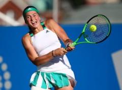 Reactia Jelenei Ostapenko dupa eliminarea suferita la Australian Open