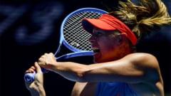 Reactia Mariei Sharapova dupa ce-a fost eliminata de la Australian Open 2019