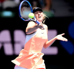 Reactia Mariei Sharapova dupa ce a fost invinsa din nou de Serena Williams
