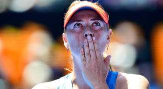Reactia Mariei Sharapova dupa ce a invins-o pe Caroline Wozniacki la Australian Open