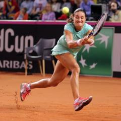 Reactia Monicai Niculescu, dupa victoria de la Hobart in fata unui fost lider mondial
