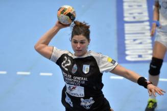 Reactia Oanei Manea, dupa marea victorie a lui CSM Bucuresti in Liga Campionilor