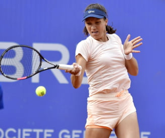 Reactia Patriciei Tig dupa victoria splendida de la Bucharest Open